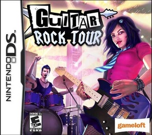 Guitar Rock Tour - DS - Used