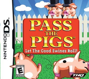 Pass The Pigs - DS - Used
