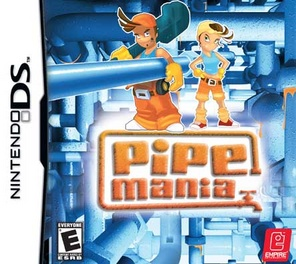 Pipe Mania - DS - Used