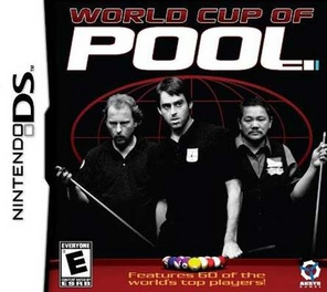 World Cup Of Pool - DS - Used