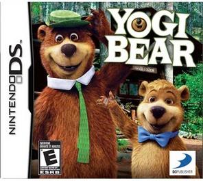Yogi Bear: The Movie - DS - Used