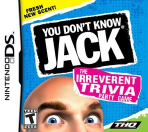 You Don't Know Jack - DS - Used
