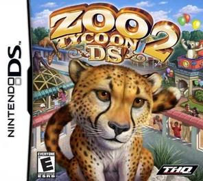 Zoo Tycoon II - DS - Used