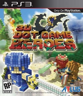 3D Dot Game Heroes - PS3 - Used