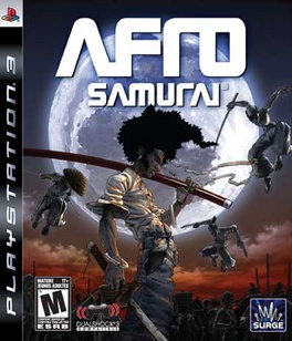 Afro Samurai - PS3 - Used