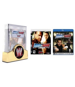 WWE Smackdown Vs Raw 09 Collectors Edition - PS3 - Used
