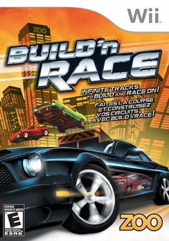 Build N Race Speed Demons - Wii - Used