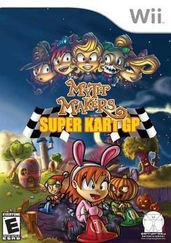 Myth Makers Super Kart GP - Wii - Used