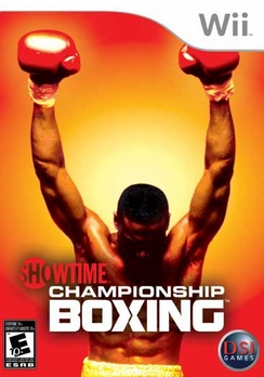 Showtime Championship Boxing - Wii - Used