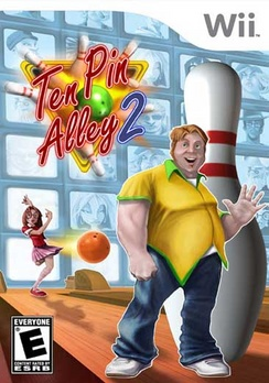 Ten Pin Alley 2 - Wii - Used
