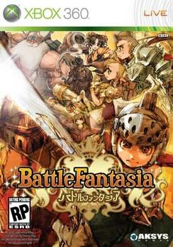 Battle Fantasia - XBOX 360 - Used