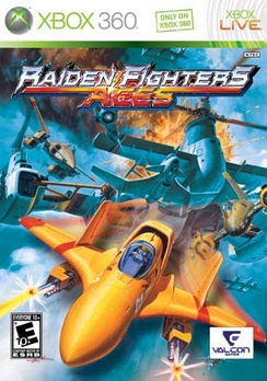 Raiden Fighter Aces - XBOX 360 - Used