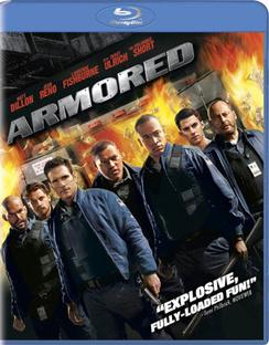 Armored - Blu-ray - Used