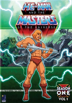 He-Man & The Masters of the Universe: Season 1, Volume 1 - DVD - Used