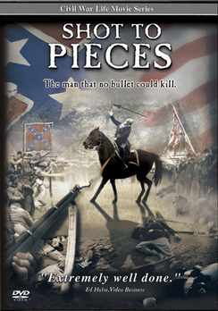 Civil War Life Movie Series: Shot To Pieces - DVD - Used