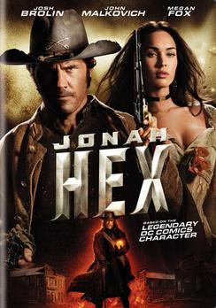 Jonah Hex - DVD - Used