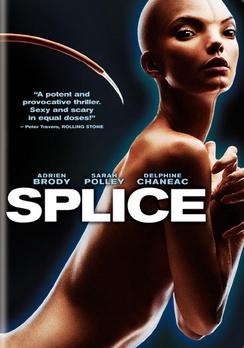 Splice - DVD - Used