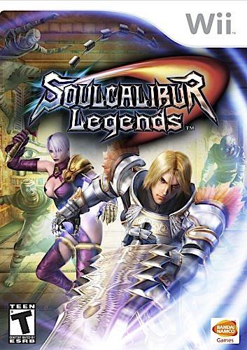Soul Calibur Legends - Wii - Used