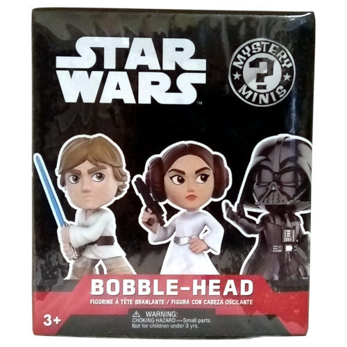 Funko Mystery Minis - Blind Box Star Wars Bobble-Head