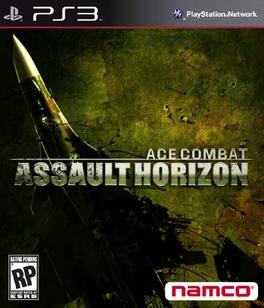 Ace Combat Assault Horizon - PS3 - New