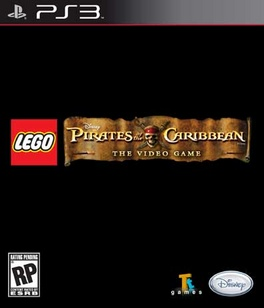 Lego Pirates Of The Caribbean The Video Game - PS3 - New