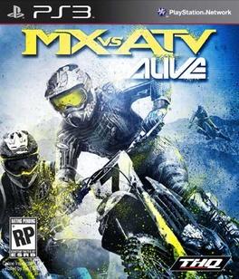 Mx vs. ATV Alive - PS3 - New