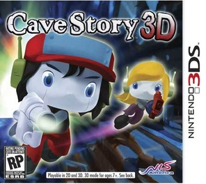Cave Story 3D - 3DS - Used