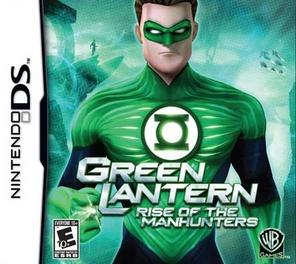 Green Lantern: Rise Of The Manhunters - DS - Used
