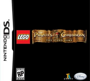 Lego Pirates Of The Caribbean The Video Game - DS - Used
