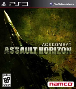 Ace Combat Assault Horizon - PS3 - Used