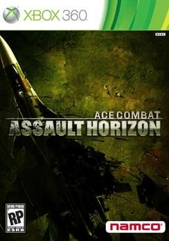 Ace Combat Assault Horizon - XBOX 360 - Used