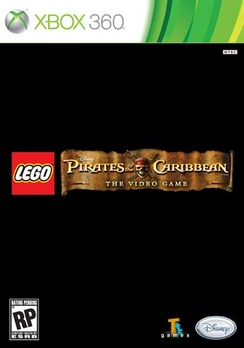 Lego Pirates Of The Caribbean The Video Game - XBOX 360 - Used