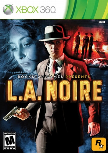 LA Noire - XBOX 360 - New
