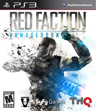 Red Faction Armageddon - PS3 - New