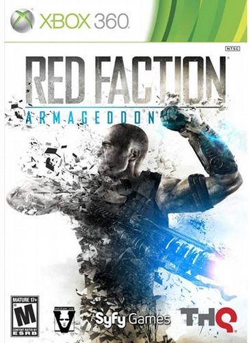 Red Faction Armageddon - XBOX 360 - New