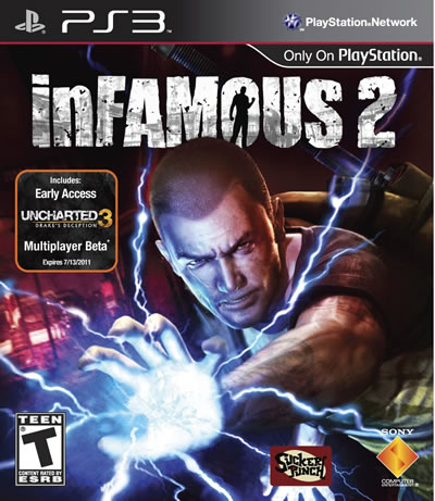 Infamous 2 - PS3 - New