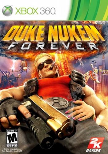 Duke Nukem Forever - XBOX 360 - New