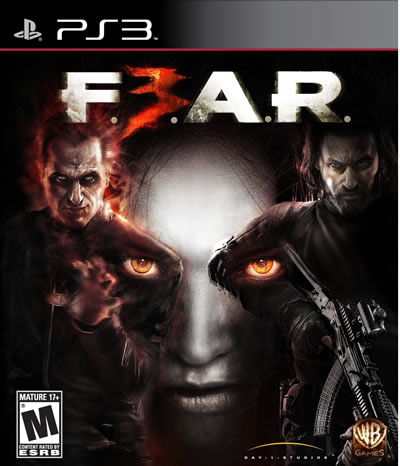 Fear 3 - PS3 - New