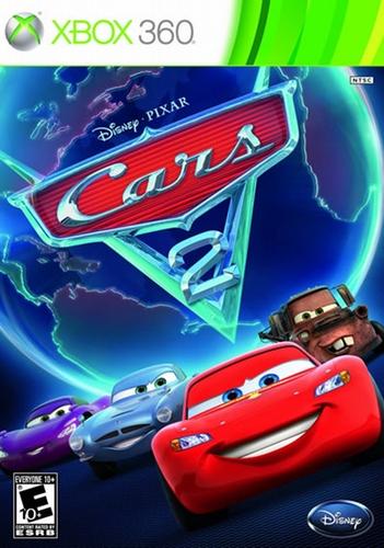 Cars 2 - XBOX 360 - New