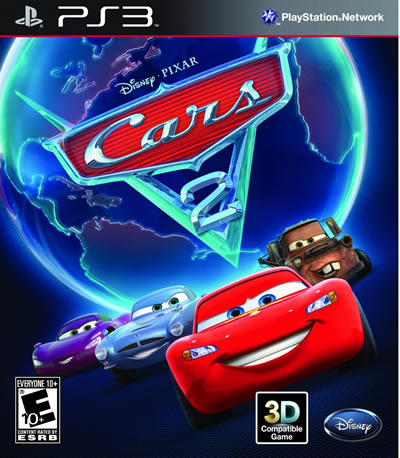 Cars 2 - PS3 - New