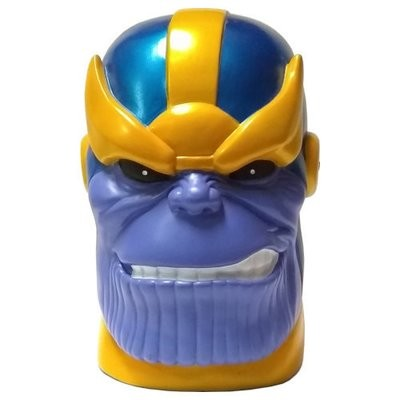 Monogram Marvel Heroes - Thanos Head Bank