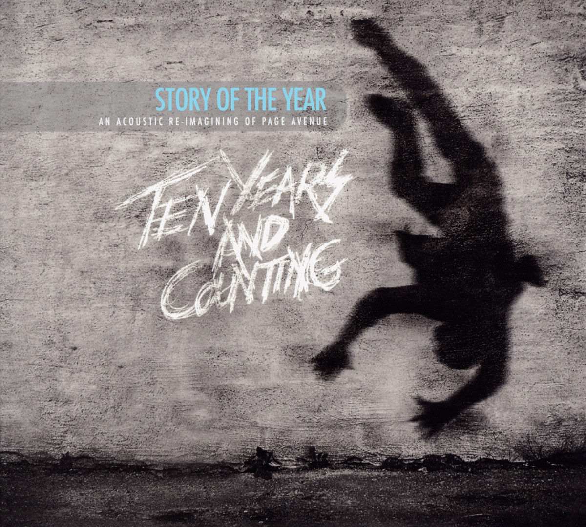 Story of the Year: Ten years and Counting - CD - New