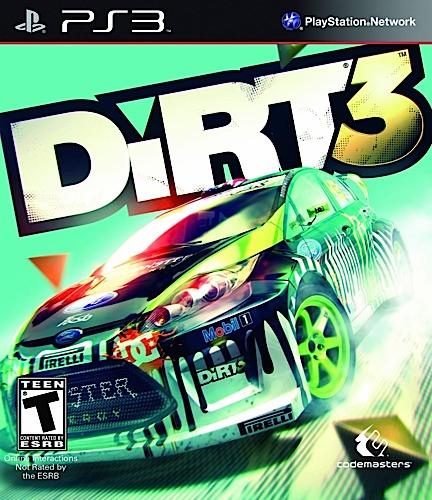 Dirt 3 - PS3 - New