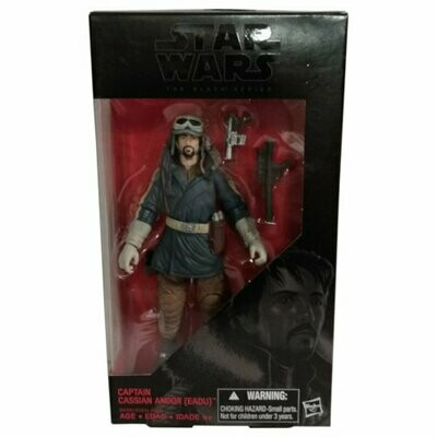 Star Wars Black Series - Cassian Andor (EADU)