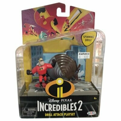 Incredibles Playset