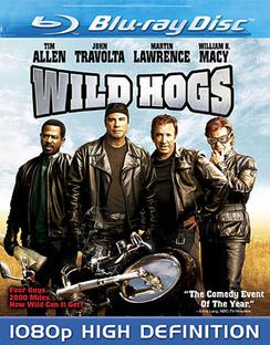 Wild Hogs - Blu-ray - Used