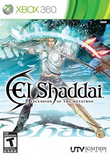 El Shaddai: Ascension of the Metatron - XBOX 360 - New