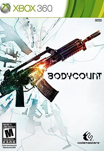 Bodycount - XBOX 360 - New