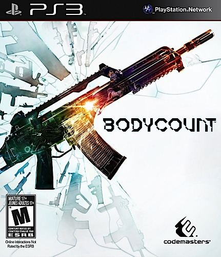 Bodycount - PS3 - New