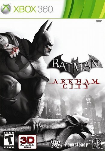 Batman: Arkham City - XBOX 360 - New